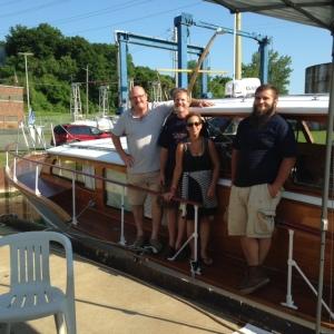 Cayuga woodenboatcrew
